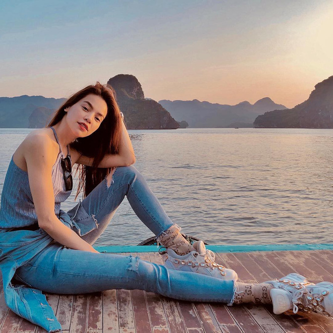 Đây là 4 mẫu jeans đang được các sao nữ Việt lăng xê nhiệt tình, các nàng rất nên cập nhật ngay cho tủ đồ - Ảnh 7.