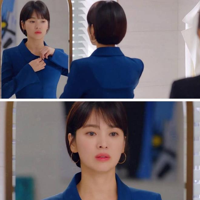 """Với 4 tips diện đồ ai cũng học được, Song Hye Kyo vừa hóa nữ thần công sở vừa """"cưa đổ"""" trai trẻ trong Encounter - Ảnh 14."""