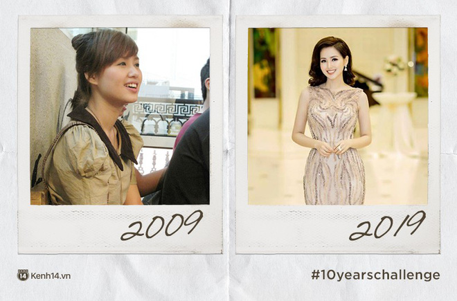 Chơi #10yearschallenge với mỹ nữ Việt: Năm này không giống năm xưa, ai rồi cũng khác đúng không cả nhà? - Ảnh 13.