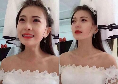 Cô dâu bật khóc nức nở khi phát hiện chồng sắp cưới và phù dâu lén lút quan hệ.