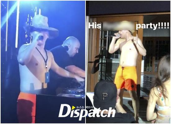 Dispatch tiết lộ thông tin về tiệc sinh nhật thác loạn của Seungri