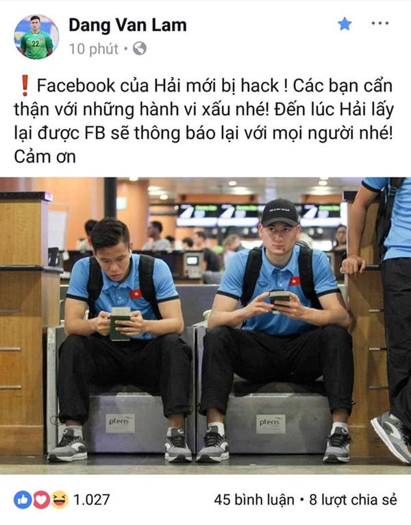 Vì sao các cầu thủ đội tuyển Việt Nam trở thành mục tiêu mới của hacker?