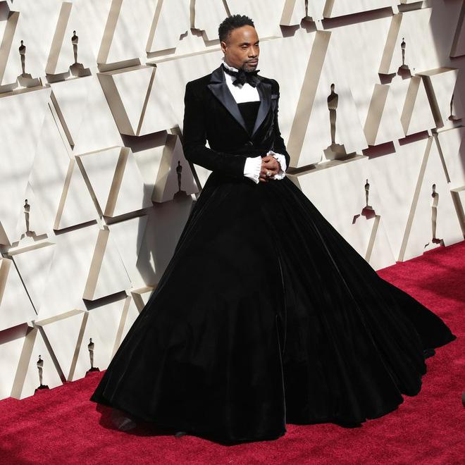 Nhân vật ăn mặc chặt chém nhất thảm đỏ Oscar 2019 không phải người đẹp mà lại là nam nhân này - Ảnh 1.