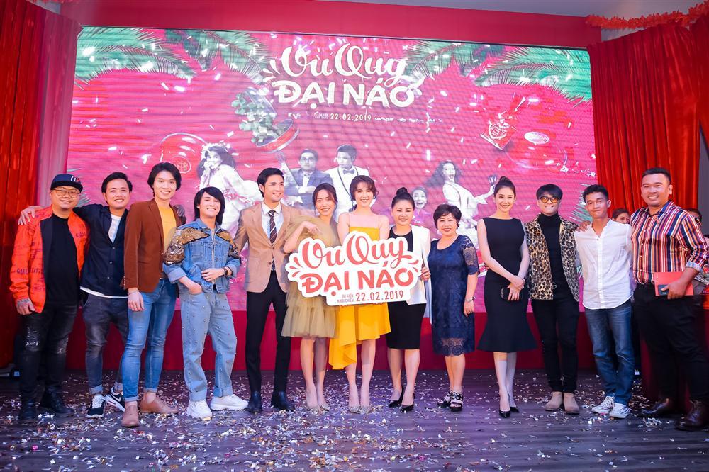 Chỉ vài lời kêu gọi khán giả ngừng tẩy chay phim mới của Ngọc Trinh, Hoa hậu Đặng Thu Thảo bị ném đá không ngẩng nổi mặt-7