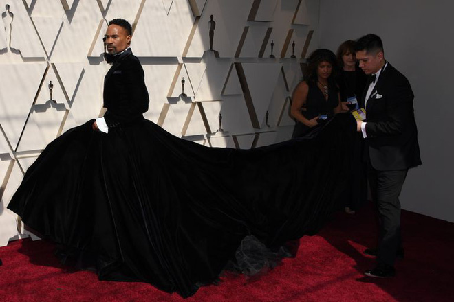Nhân vật ăn mặc chặt chém nhất thảm đỏ Oscar 2019 không phải người đẹp mà lại là nam nhân này - Ảnh 3.