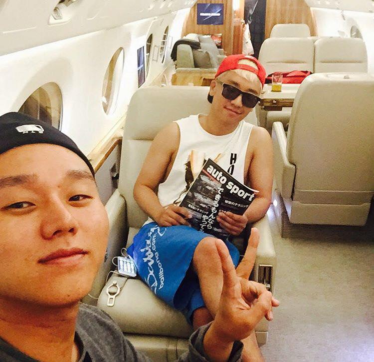 Yoo In Suk và Seungri