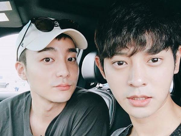 Roy Kim có mối quan hệ thân thiết với Jung Joon Young ngoài đời.