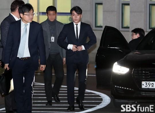 scandal môi giới mại dâm của Seungri