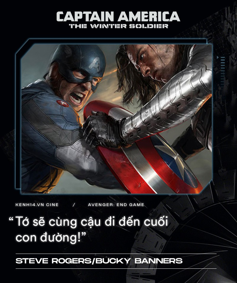 30 câu thoại kinh điển đắt giá nhất 11 năm Marvel: Tôi đã từng chẳng có gì, và rồi tôi có gia đình này! - Ảnh 7.