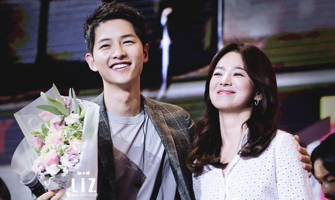 Vo chong Song Hye Kyo ly than tu dau nam, do vo vi chuyen con cai hinh anh 1