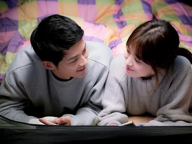 Vo chong Song Hye Kyo ly than tu dau nam, do vo vi chuyen con cai hinh anh 2