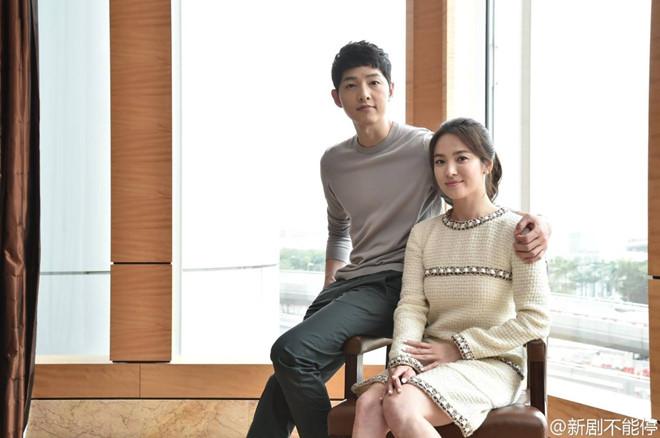 Dan mang Han Quoc chi trich Song Hye Kyo sau vu ly hon hinh anh 1