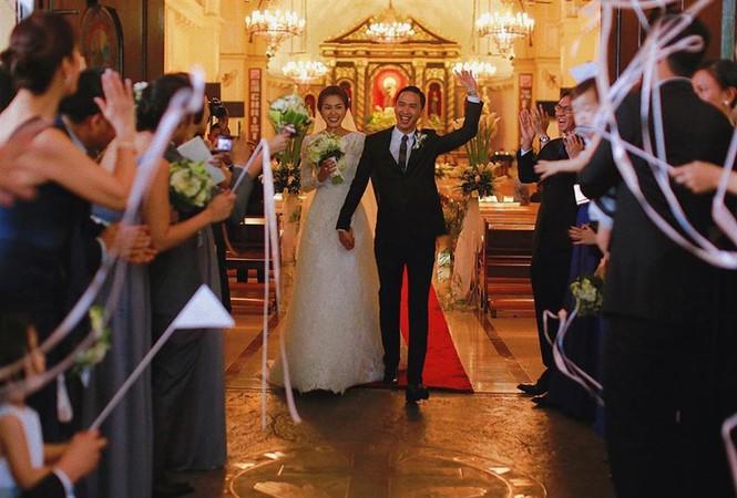 Tăng Thanh Hà lần đầu công khai ảnh cưới cách đây 7 năm - 1