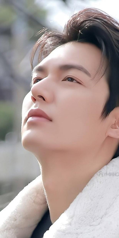 Ve ngoai khong qua chinh sua cua Lee Min Ho hinh anh 2