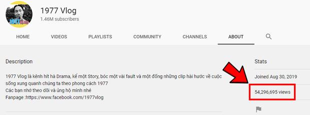 Lan truyền thông tin 1977 Vlog xóa hết video, dân mạng sục sôi truy tìm sự thật-3