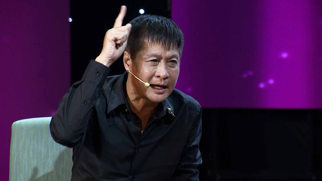 Quyền Linh tranh cãi gay gắt với Lê Hoàng: Anh Lê Hoàng ơi, anh nói sai về phụ nữ rồi - Ảnh 5.