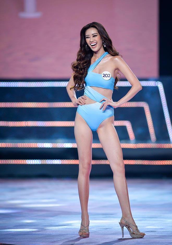 """Đối thủ nào khiến Thúy Vân phải """"dè chừng"""" trong chung kết Hoa hậu Hoàn vũ Việt Nam? - Ảnh 13."""