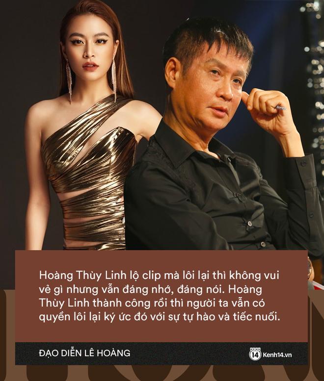 đạo diễn Lê Hoàng, Hoàng Thùy Linh