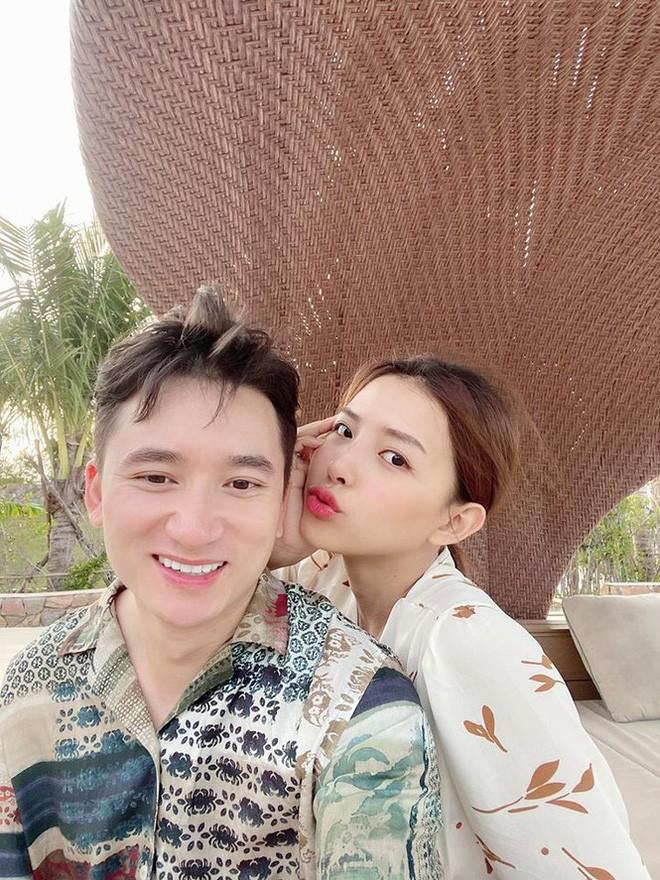 Nhan sắc gây thương nhớ của vợ sắp cưới Phan Mạnh Quỳnh - Ảnh 3.