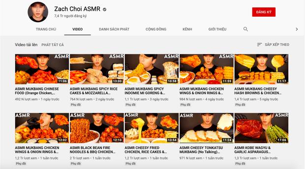 """Những YouTuber mukbang – ASMR điển trai nhất khiến hội chị em điêu đứng vì còn """"ngon"""" hơn đồ ăn trước mặt, tiếc gì 1 subscribe bạn ơi! - Ảnh 1."""