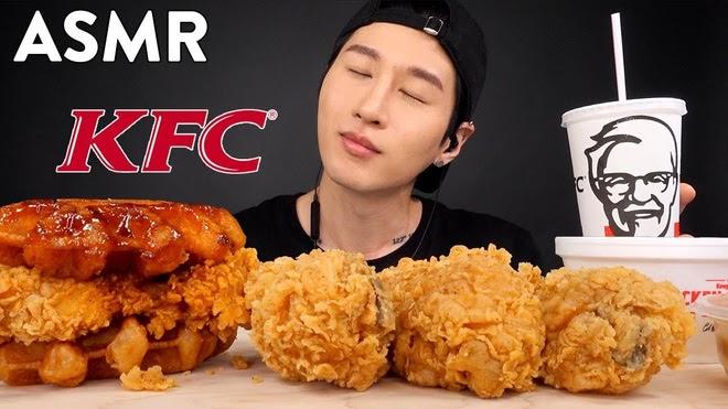 """Những YouTuber mukbang – ASMR điển trai nhất khiến hội chị em điêu đứng vì còn """"ngon"""" hơn đồ ăn trước mặt, tiếc gì 1 subscribe bạn ơi! - Ảnh 3."""