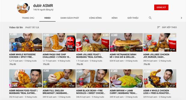 """Những YouTuber mukbang – ASMR điển trai nhất khiến hội chị em điêu đứng vì còn """"ngon"""" hơn đồ ăn trước mặt, tiếc gì 1 subscribe bạn ơi! - Ảnh 12."""