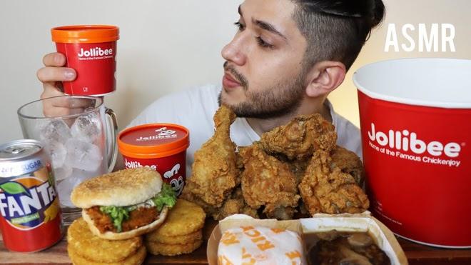 """Những YouTuber mukbang – ASMR điển trai nhất khiến hội chị em điêu đứng vì còn """"ngon"""" hơn đồ ăn trước mặt, tiếc gì 1 subscribe bạn ơi! - Ảnh 14."""