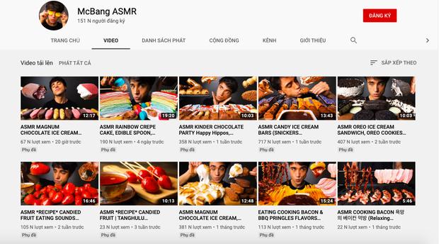 """Những YouTuber mukbang – ASMR điển trai nhất khiến hội chị em điêu đứng vì còn """"ngon"""" hơn đồ ăn trước mặt, tiếc gì 1 subscribe bạn ơi! - Ảnh 15."""