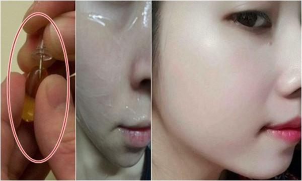 Dưỡng da với Vitamin E
