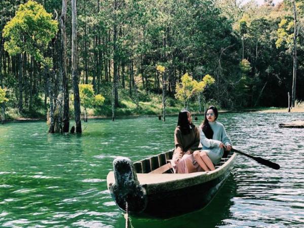 Địa điểm du lịch vùng ngoại thành Đà Lạt