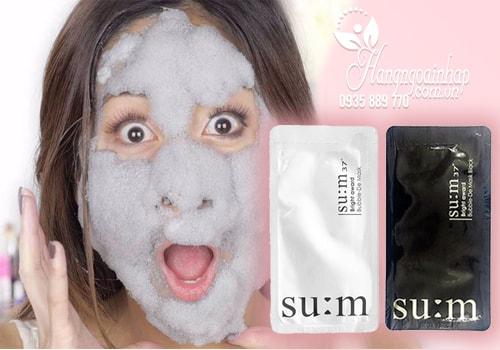 Mặt nạ thải độc Sum 37 Bright Award Bubble De Mask Hàn Quốc