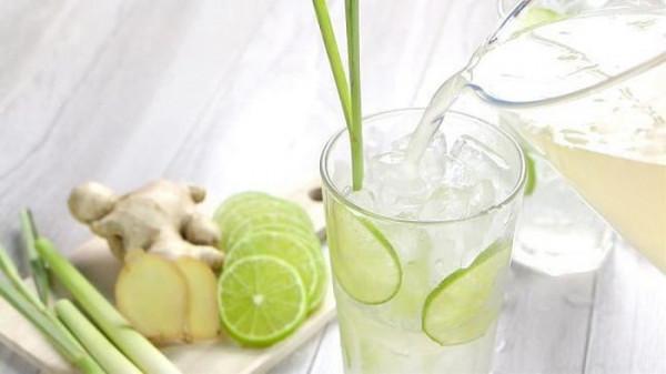 uống nước sả có tác dụng phụ không