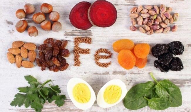 Top 7 thực phẩm bổ máu cho bé bố mẹ không thể bỏ qua