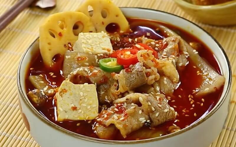 Tổng hợp các món ăn cay dễ làm, hấp dẫn cho ngày trời lạnh không thể bỏ lỡ