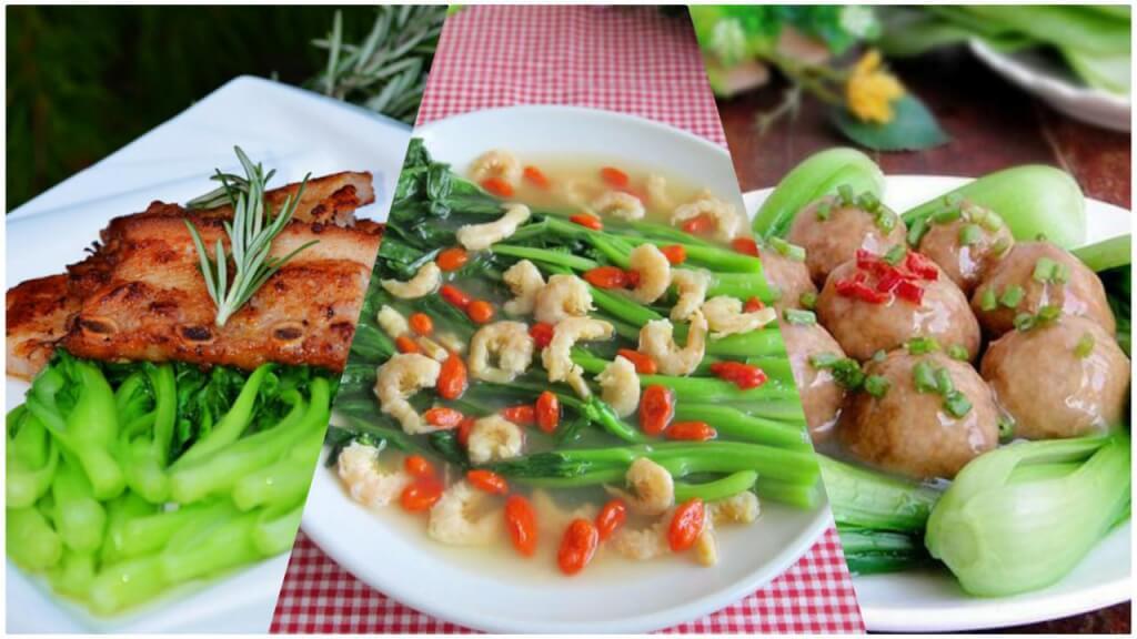 Cách làm 3 món rau mới, lạ miệng và cực ngon - Công thức món ngon