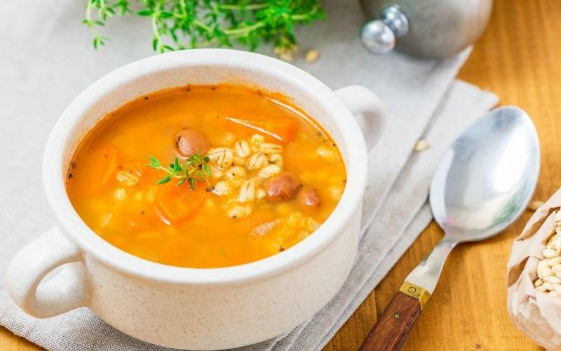 Các món súp