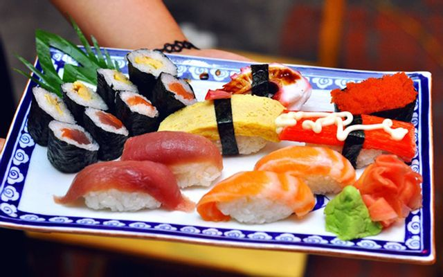 Mr. Tôm - Sushi Đường Phố | Foody.vn
