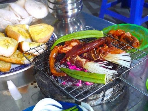 Nướng Bệt Quán quận 6 - Địa chỉ quán ăn ngon Sài gòn